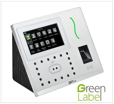 دستگاه حضور و غیاب تشخیص چهره G3 (Green Label)